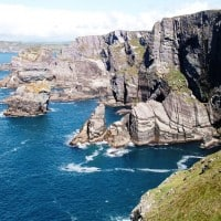 Wild Atlantic Way, Mizen Head, Ireland