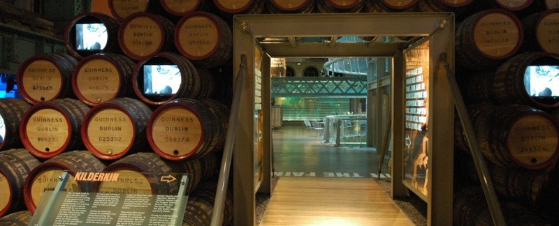 Guinness Storehouse and Brewery Museum Dublin