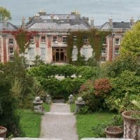 historic house in Bantry surrounded by beautiful gardens