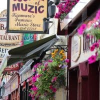 Kenmare on the Ring of Kerry is one of the towns where you will stay during the Discover Ireland 10 day Private Tour