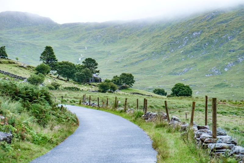 Off the beaten track in Kerry Ireland