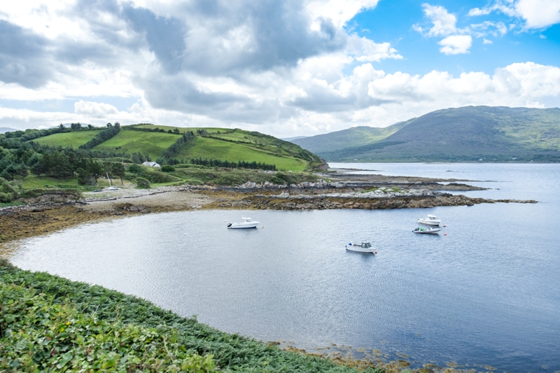 The Beara Peninsula