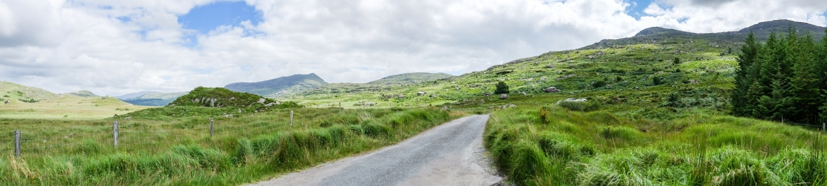The Kerry roads