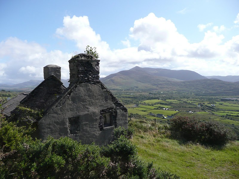 Cottage Ruin on the Ring of Kerry